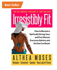 Althea Moses' new book made her a #1 International Bestselling Author in three days